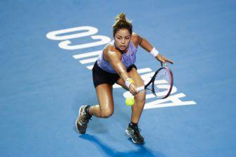 Renata Zarazúa confía en el tenis mexicano