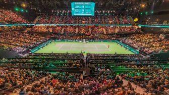 Retirada de tenista en Rotterdam le deja más de 15.000 euros al torneo