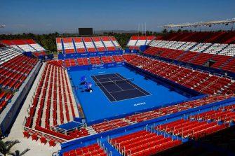 Abierto de Acapulco tendría el mejor estadio en Latinoamérica