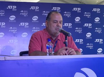 """Zurutuza: """"No traer a Federer a Acapulco fue la espinita clavada"""""""