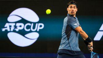 """Fognini: """"La Davis Cup y la ATP Cup están demasiado cerca en el calendario"""""""