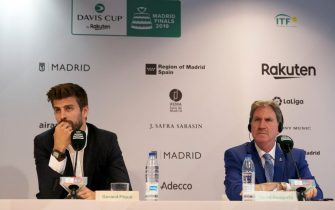 La ITF busca unificar la Copa Davis y la ATP Cup