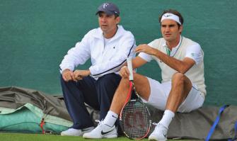 Annacone: Federer puede ganar Wimbledon 2020