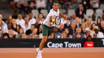 Federer reaparece con una campaña sobre el coronavirus