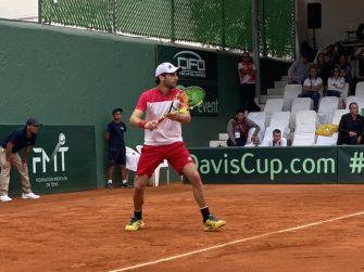 México cae ante Finlandia en el quinto punto de la Copa Davis
