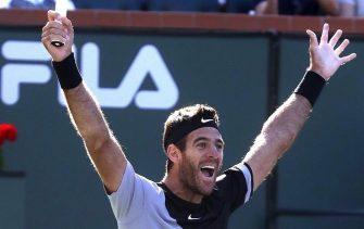 Del Potro: Merezco terminar de una buena forma en el tenis