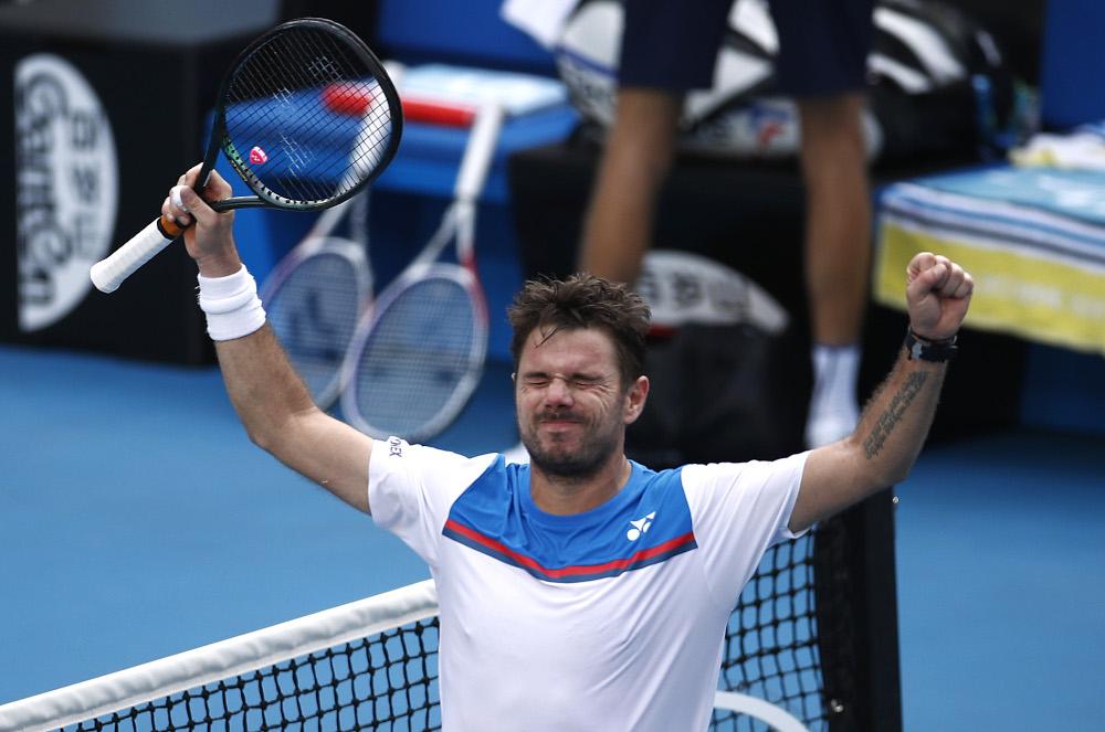 Tennis – Australian Open – Fourth Round