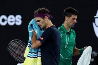 Djokovic va por la racha ganadora de Federer sobre top 10