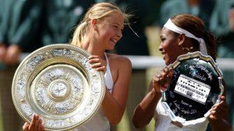 Sharapova: Creo que Serena me odiaba por ganarle en Wimbledon