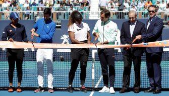 Federer espera la fusión entre la ATP y WTA
