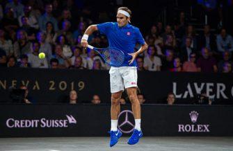 Extenista le envía un mensaje a Federer y a la Laver Cup