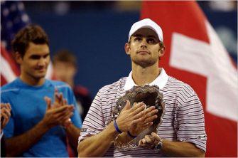 Roddick: Federer alcanzó su punto álgido en el 2006