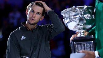 Tenistas critican a Thiem por estar en contra sobre la ayuda hacia jugadores