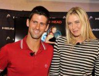 Estas fueron las condiciones que pusieron Djokovic y Sharapova para jugar en Acapulco