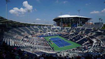 Cierran hospital instalado contra el Covid-19 en el US Open