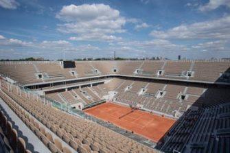 Roland Garros perderá el 50 % de sus ingresos si se celebra sin público