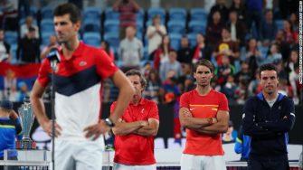 Nadal a Djokovic: Si la ATP e ITF nos obligan a vacunarnos él deberá de hacerlo