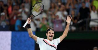 Federer: Primer tenista en liderar la lista de Forbes de los deportistas más ricos