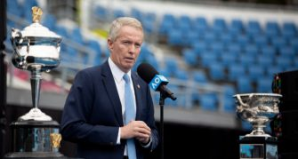 Director del Australian Open: El peor de los casos es que no se celebre el torneo