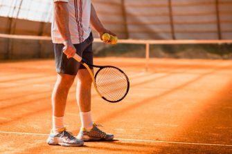 Familia se queda sin representantes en el tenis por amaños de partidos
