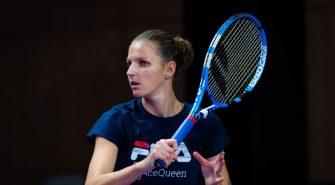 Pliskova a los tenistas que critican la igualdad salarial: Es una postura débil
