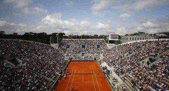 Roland Garros podría disputarse con un límite de asistencia en el público