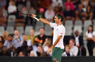 Federer: No puedo imaginarme competir en un estadio vacío y espero que no suceda