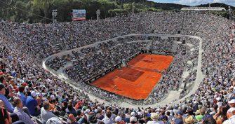 El Masters 1000 y el WTA Premier de Roma siguen en pie para disputarse