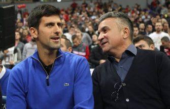 Padre de Djokovic carga contra Dimitrov tras casos de coronavirus