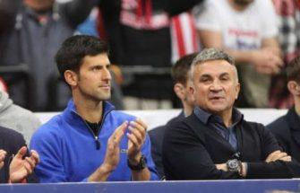 """Padre de Djokovic: """"Roger no puede aceptar que Rafa y Nole serán mejores"""""""