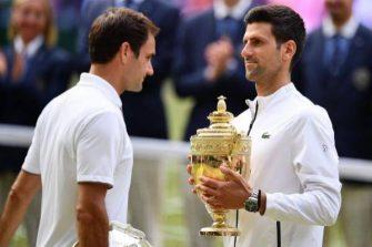 Djokovic es elegido como el mejor tenista de la historia en votaciones