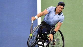 Murray y Federer presionaron al US Open para celebrar la modalidad en silla de ruedas