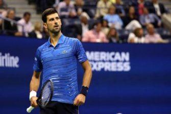 Djokovic no apoya las medidas del US Open para disputar su edición 2020