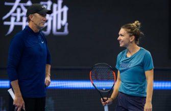 Entrenador de Halep: Las medidas del US Open no funcionarán para Simona