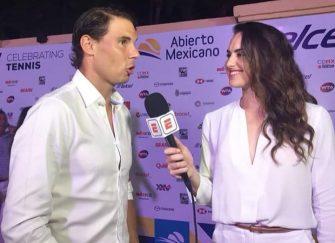 Rebeca Landa: Mi amor por el tenis comenzó gracias a mi mamá