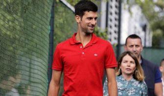 Djokovic responde ante las críticas recibidas con el Adria Tour