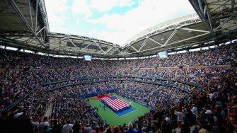 El US Open se jugaría sin público y al mejor de tres sets