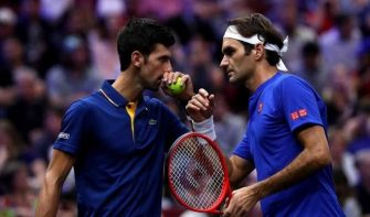 "Simon: ""A Federer solo le vemos sus virtudes, a Djokovic sus errores"""