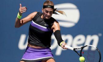 Kvitova pone en duda su participación en el US Open