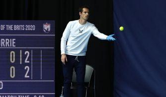 Murray: Barty no será la única baja importante del US Open