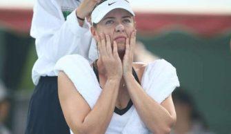 Sharapova sobre su dopaje: Había que tomar el control porque fue un error
