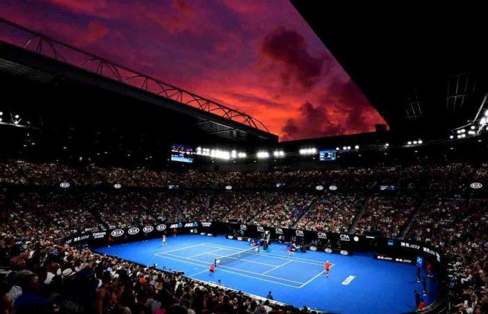 El Australian Open 2021 peligra por la suspensión de vuelos en Australia