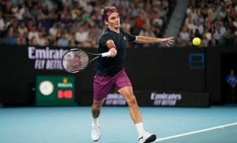 Luthi: Federer pronto comenzará un bloqueo de condición física con Paganini