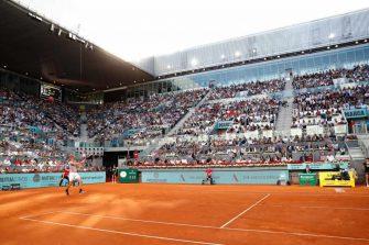 Recomiendan no celebrar el torneo se Madrid y la decisión recae en Tiriac