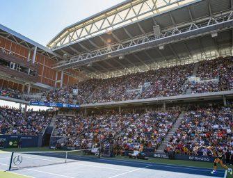 El US Open 2020 no se responsabilizará si jugadores dan positivos por COVID-19