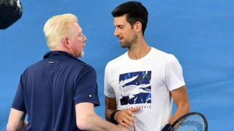 Becker sale a defender a Djokovic tras lo sucedido en el US Open