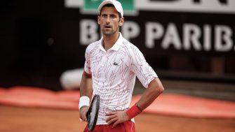 Djokovic tras romper su raqueta ante Koepfer: No soy perfecto