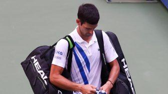 """Djokovic: """"Está situación me ha dejado realmente triste y vacío"""""""