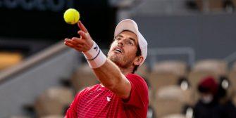 Murray: No volveré a mí mejor nivel, pero seguiré luchando