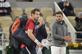 Wawrinka sobre Murray: Nadie esperaba que regresara, y lo está llevando a cabo